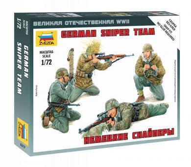Deutsche Scharfschützen Wargame Add-On