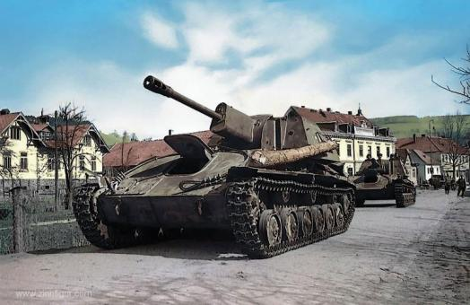 Su-76M - Wargame Add-On