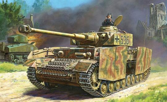 Pz.Kpfw.IV Ausf.H - Wargame Add-On