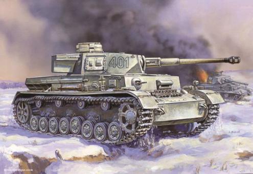Panzer IV Ausf.H - Wargame Add-On