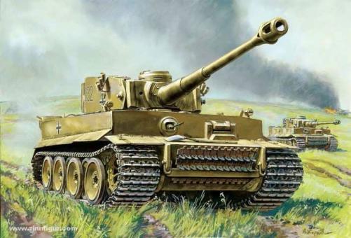 Tiger I - Wargame Add-On