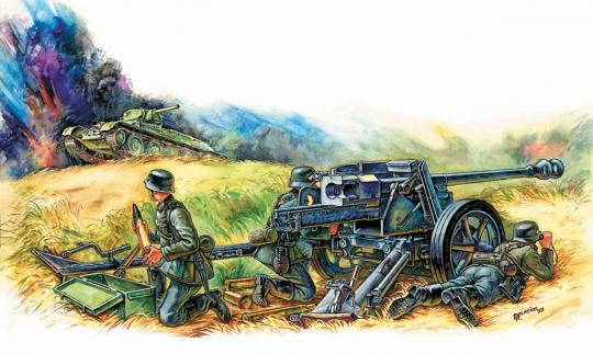 PaK 40 - Wargame Add-On