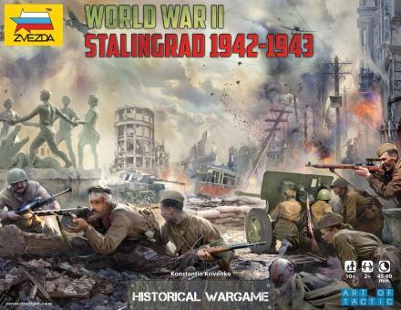 Art Of Tactic Starter Set: Battle of Stalingrad