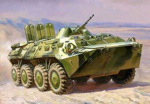 """BTR-80 """"Art of Tactic: Hot War"""""""