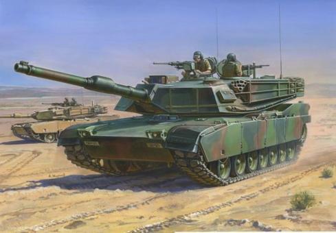 "M1 Abrams ""Art of Tactic: Hot War"""