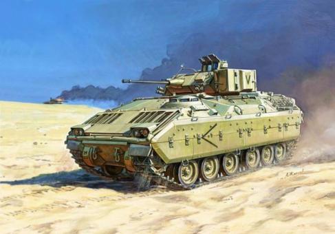 "M2 Bradley ""Art of Tactic: Hot War"""