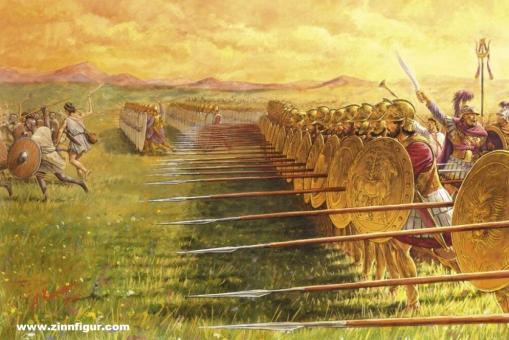 Carthagian Infantry - 3rd to 1st Century B.C.