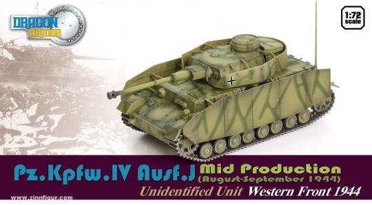 Pz.Kpfw.IV Ausf.J Mid Production