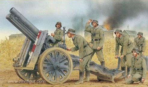 15cm sIG 33 schweres Infanterie-Geschütz