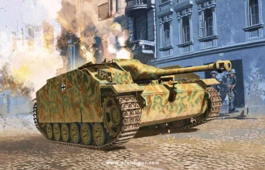 StuG III Ausf. G Dez. 1943 Produktion