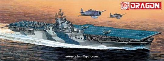 USS Hornet CV-12 Flugzeugträger