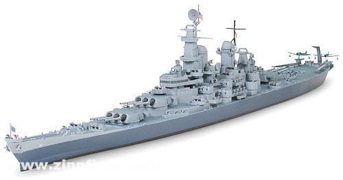 USS Missouri Schlachtschiff