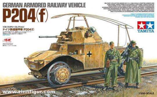 P204(f) Schienen-Spähpanzer