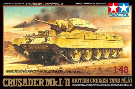 Crusader Mk.I/Mk.II Cruiser Tank Mk.VI