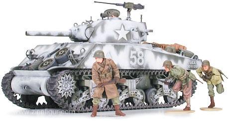 M4A3 Sherman mit 105 mm Haubitze