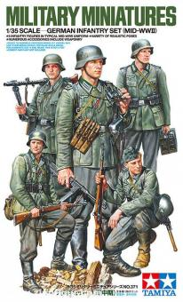 Deutsche Infanterie 1941/42