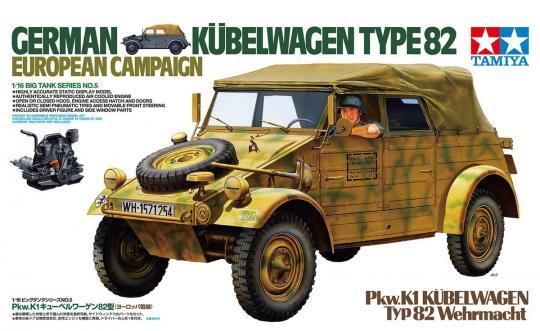 Kübelwagen (Europa)