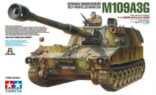 M109A3G Panzerhaubitze