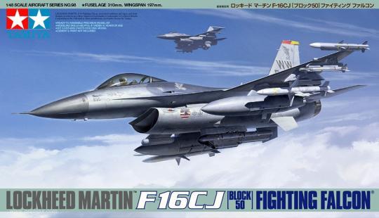 F-16CJ Fighting Falcon (Block 50)