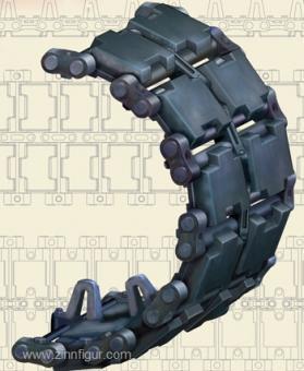 Bewegliche Ketten für Leclerc MBT