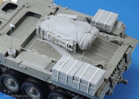 IDF Puma Zubehör-Set