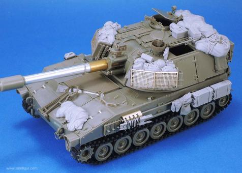 IDF M109 Beladung