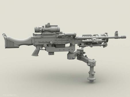 M240 Swing Arm Var.3 Set
