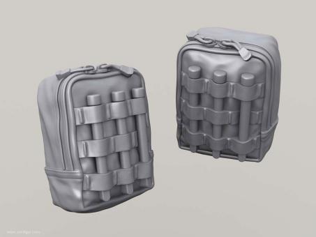 TT Taschen mit IR chemischen Leuchtstäben