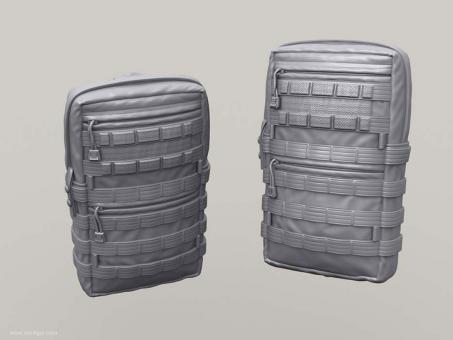 EMDOM H20 Hydration Carriers
