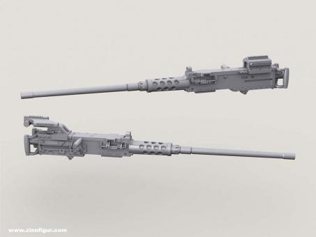 M2 HMG Body w/Sight & Optic Mounts Replacement Set