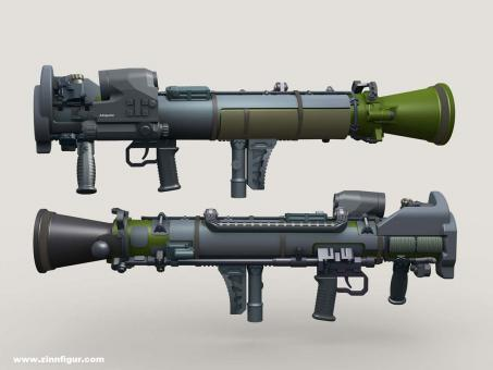 Carl-Gustaf M4 Multi-Role Weapon System w/Cover