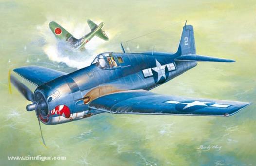 F6F-3 Hellcat frühe Version