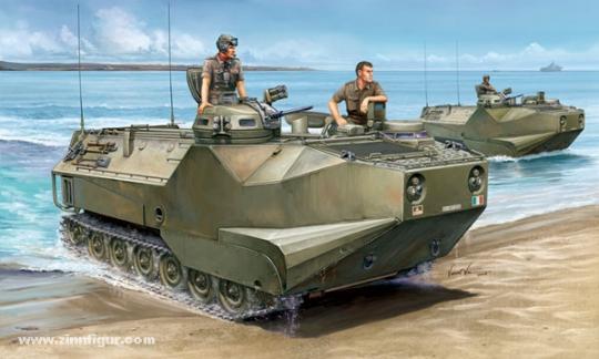 LVTP-7 Amphibischer Truppentransporter
