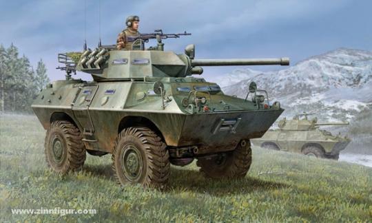 LAV-150 APC mit 90 mm Mecar Gun