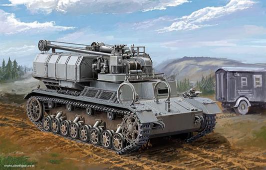 Pz.Kpfw.IV Ausf.D/E Munitionsschlepper