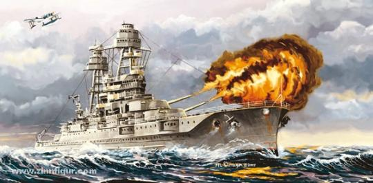 USS Arizona BB-39 (1941) Schlachtschiff