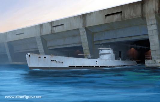 U-Boot Typ IX-B