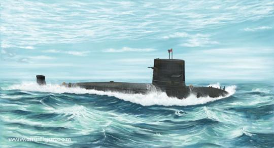 PLA Navy Type 039A U-Boot