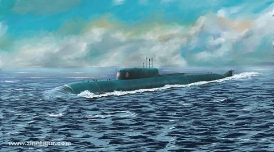 Oscar II Klasse U-Boot