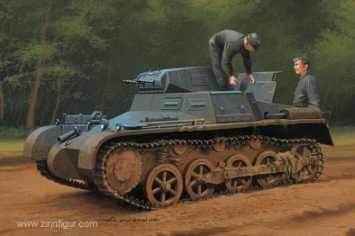 Pz.I Ausf.A Sd.Kfz. 101 (früh & spät)