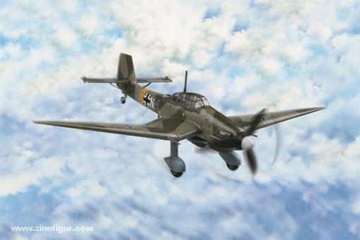 Ju 87D-3 Stuka