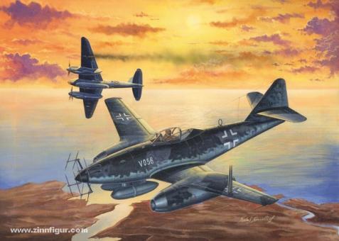 Me 262A-1a/U2 V056