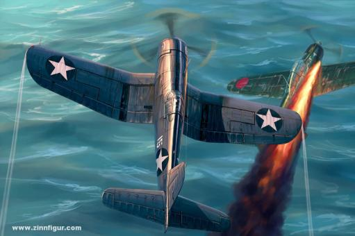 F4U-1 Corsair späte Version