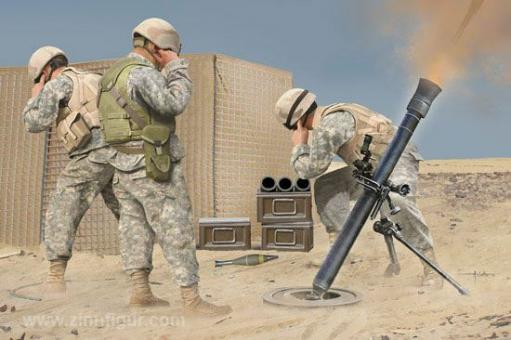 M252 Mörser