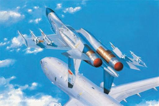 J-11B Flanker-B+