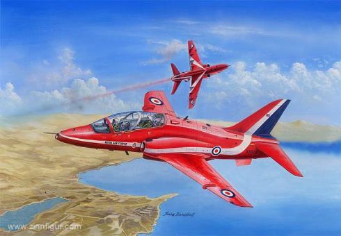 RAF Red Arrows Hawk T.1/T.1A
