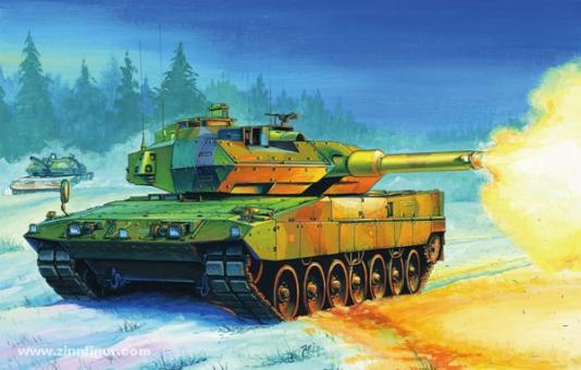 Strv. 122 Panzer
