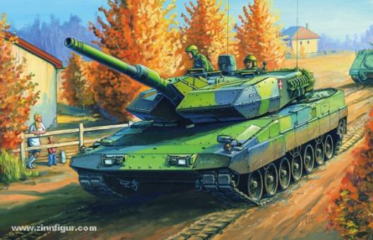 Leopard 2A5DK Panzer