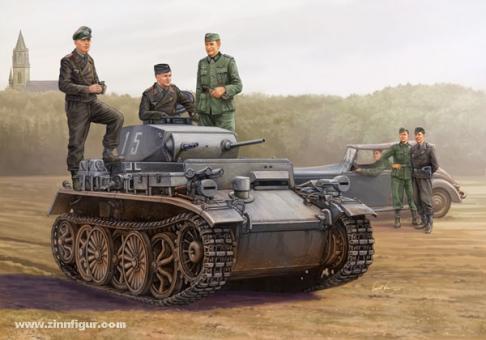 Pz.Kpfw. I Ausf.C (VK 601)