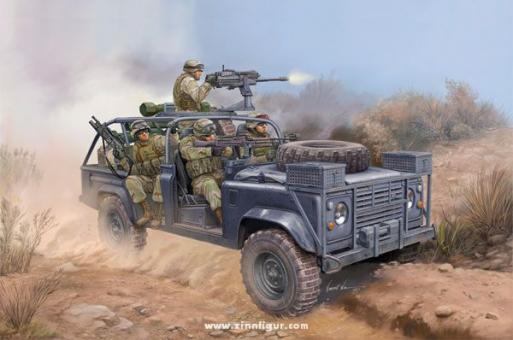 RSOV mit MK 19 Granatwerfer